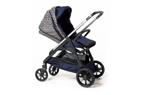 Dior Introduces First Baby Stroller With Luxe Oblique Print