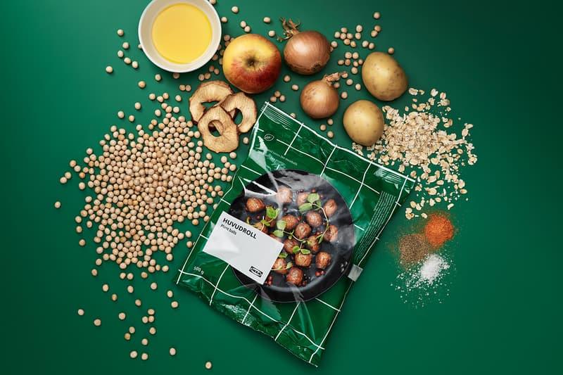 IKEA HUVUDROLL Swedish Plantball Launch Info Taste Review Buy Price