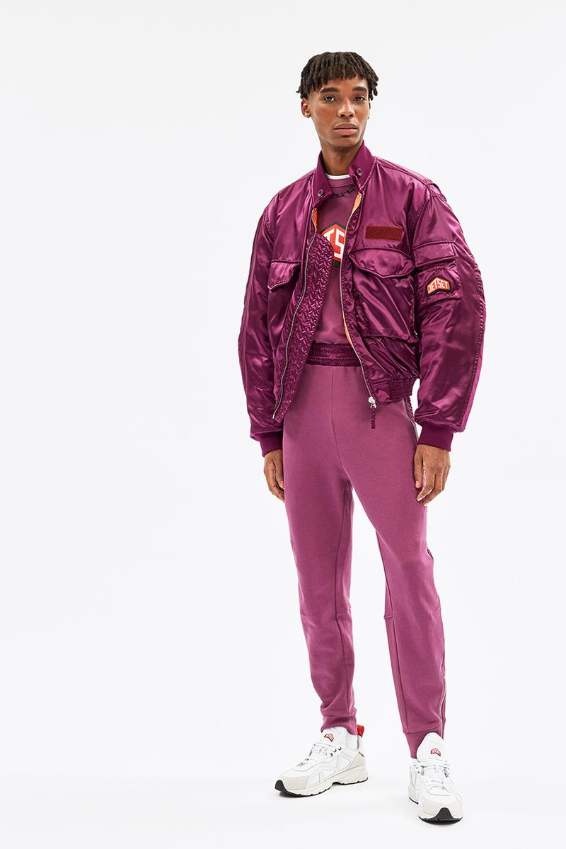 jet set Swiss company clothing look book fall winter 2020 Michael Michalsky release skiwear high-end