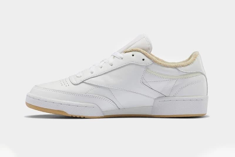 jjjjound reebok club c white tan cream 2020 release date info photos price store list buying guide