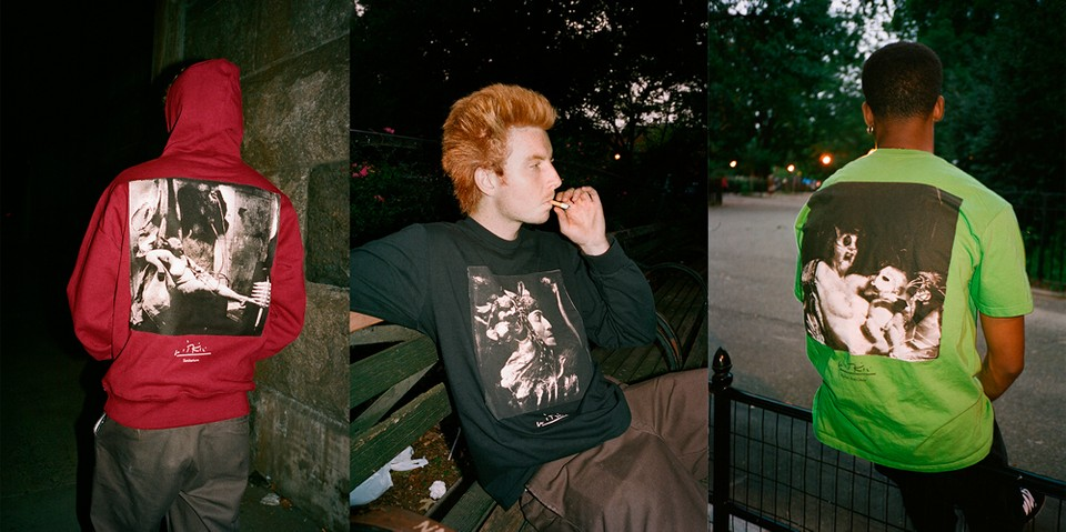 Supreme x Joel-Peter Witkin Fall/Winter 2020 Collection