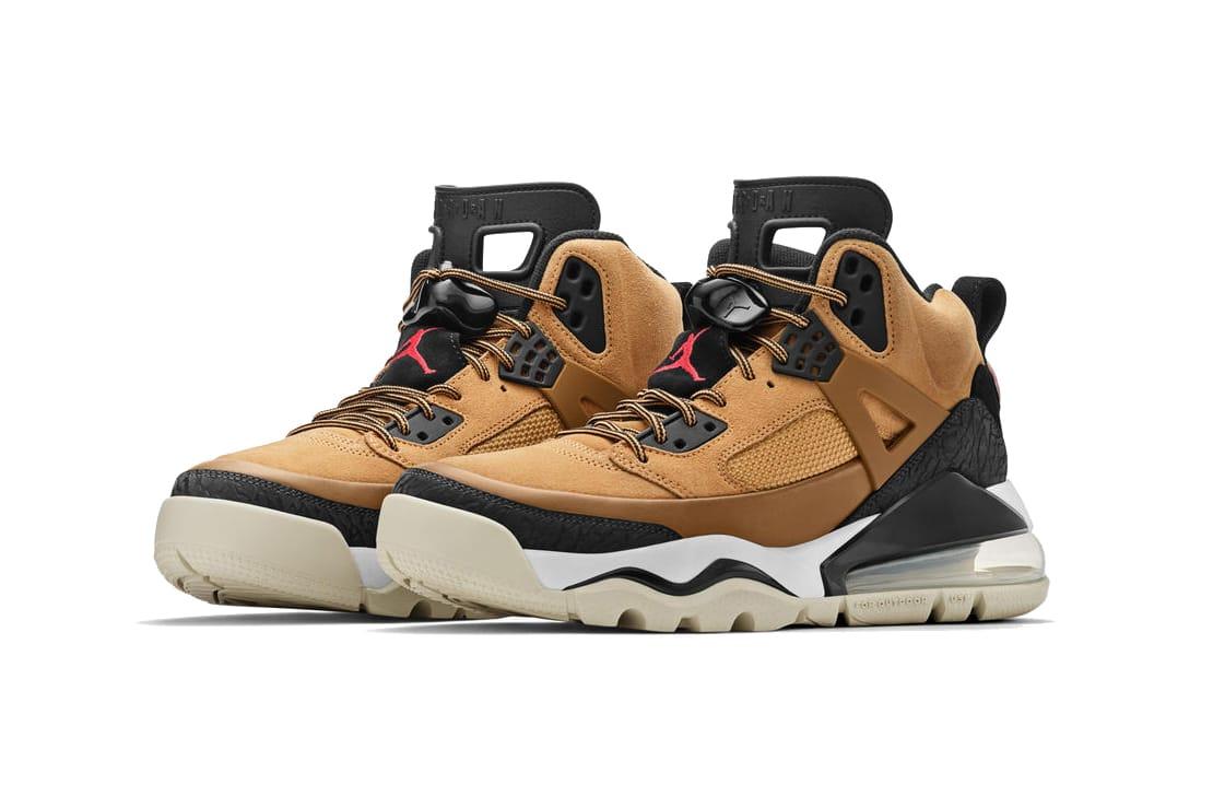 Jordan Spiz'ike 270 Boot Official