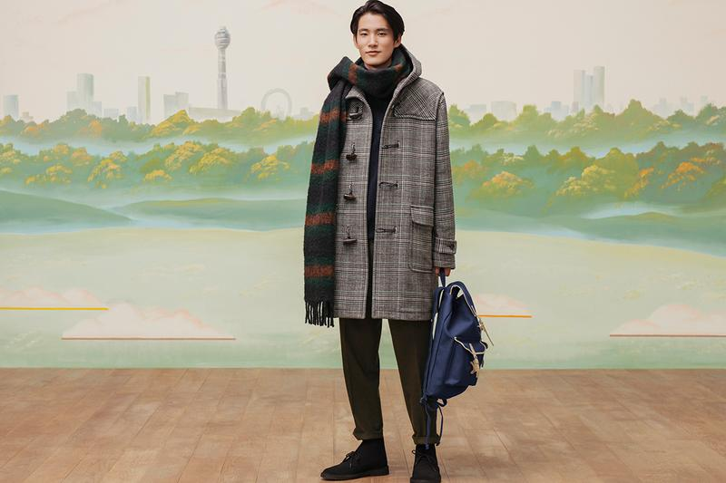uniqlo jw anderson jonathan fall winter 2020 a day in london collection details information firstl ook buy cop purchase womenswear kidswear menswear