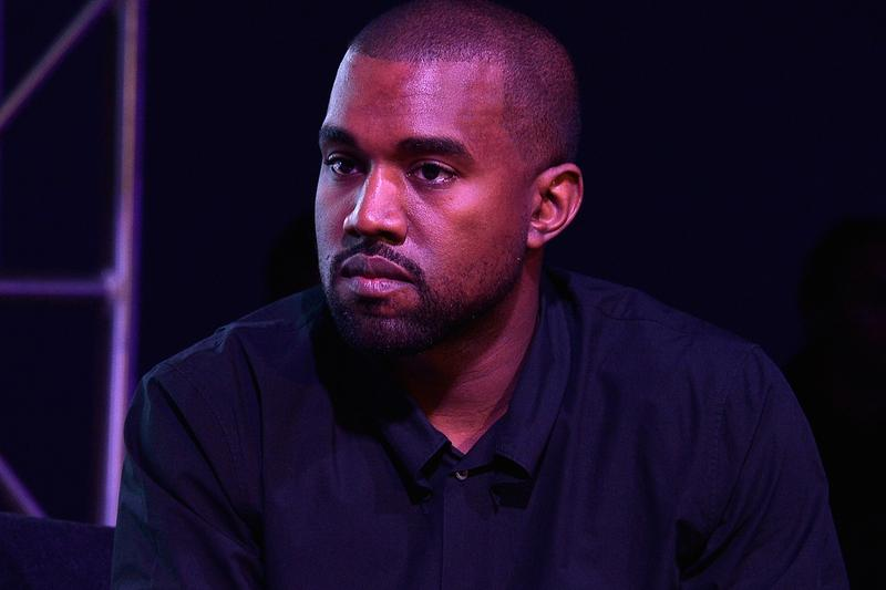 Kanye West Won't Release New Music Due to Sony Contract | HYPEBEAST