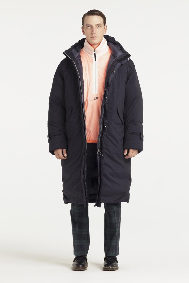 Karrimor Japan Fall/Winter 2020 Collection Lookbook fw20 release date info buy brand north face purple label