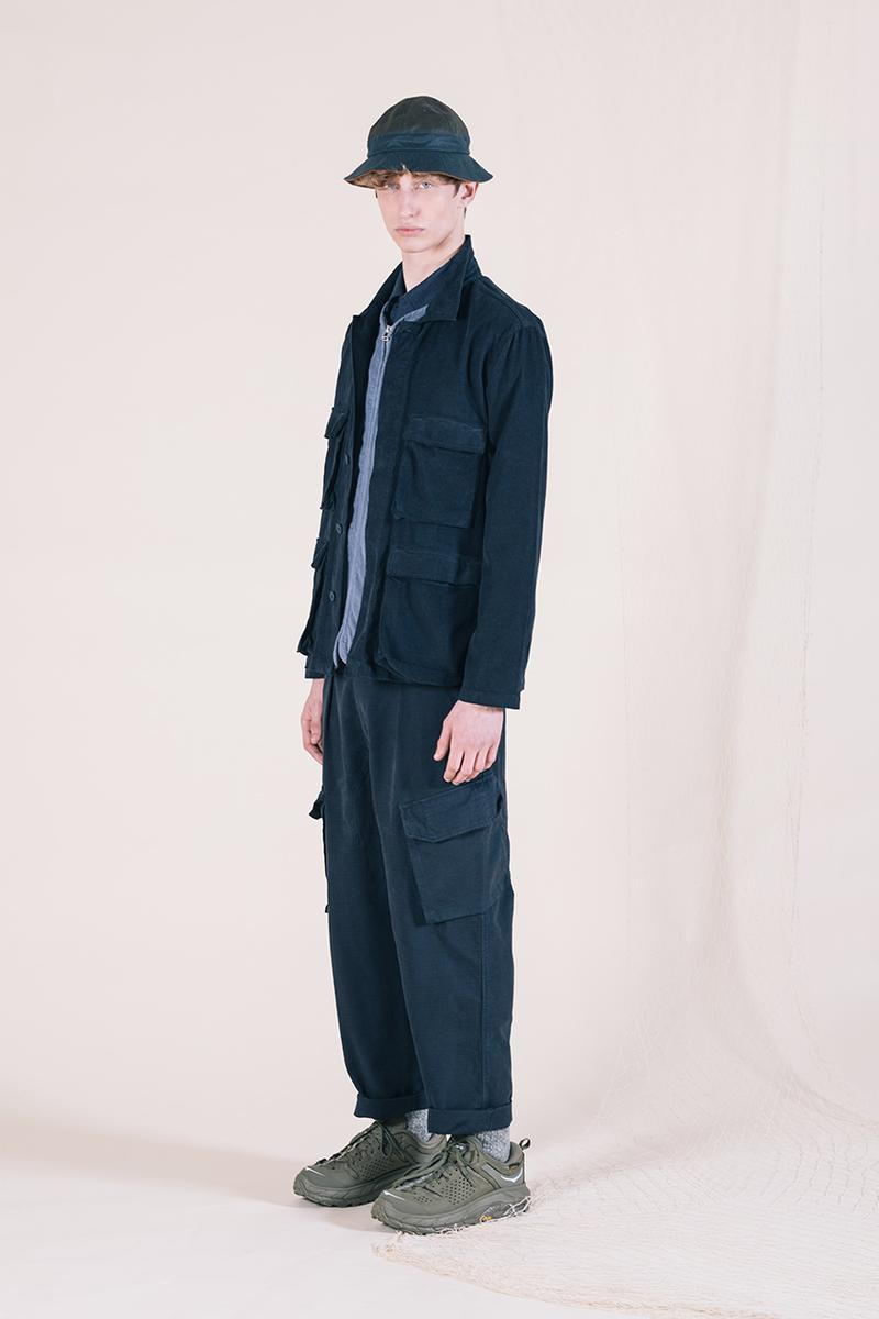 innovation kestin hare scotland fall winter 2020 collection lookbook where to buy outerwear berghaus collaboration