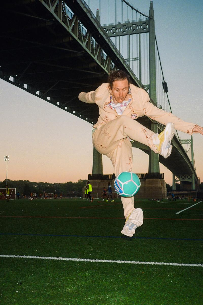 kidsuper Colm Dillane puma football soccer exclusive interview king cell stylerider nitefox oslo city usain bolt studios official release date info photos price store list buying guide