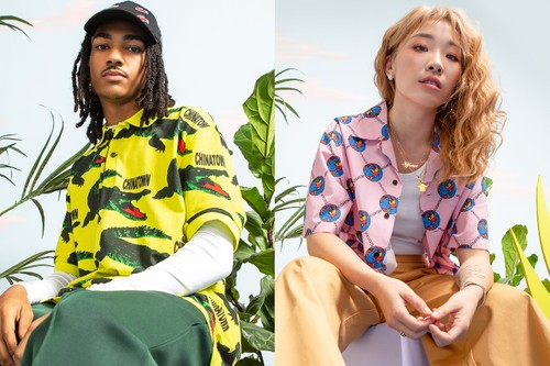 Lacoste and Chinatown Market Unveil Logo-Heavy Collection