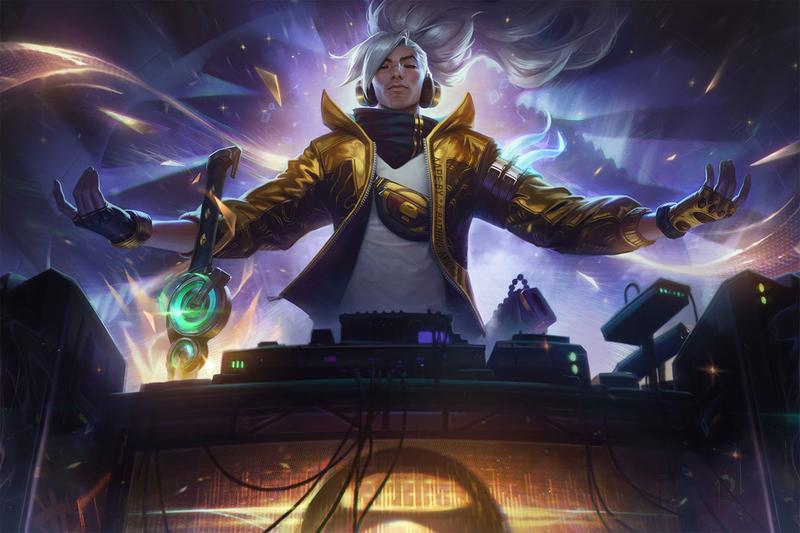 'League of Legends' x AAPE Apparel, Yasuo Skin Collaboration prestige true damage edition clothing collection september 25 2020 release date info buy