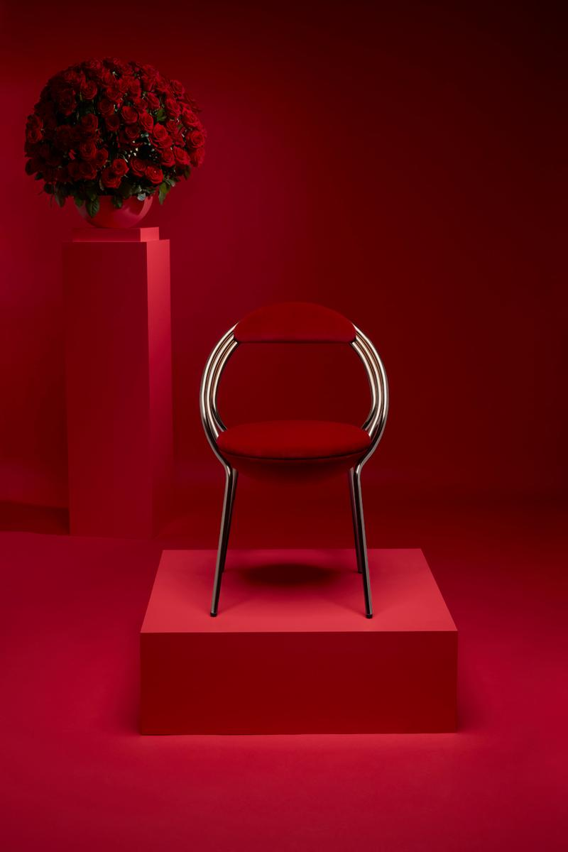 Lee Broom Unveils Maestro Chair for London Design Festival ...