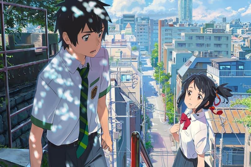 Lee Isaac Chung Makoto Shinkai Your Name. Hollywood Remake Director Info Bad Robot J.J. Abrams Paramount Toho live-action adaptation