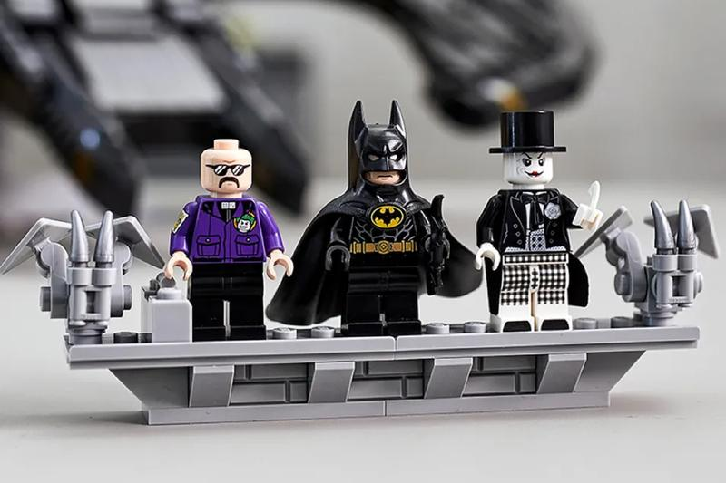 lego bricks building set tim burton 1989 batman batwing toy collectible the joker lawrence the boombox goon Release info Date Buy Price