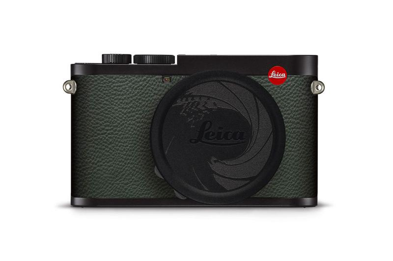 leica q2 camera photography james bond 007 no time to die limited edition image leaks globetrotter suitcase briefcase
