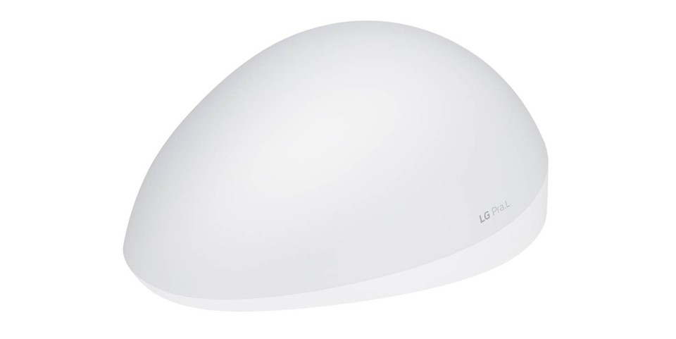 LG Develops Hair Growth Helmet To Support Hair Growth and Slow Down Male Pattern Baldness