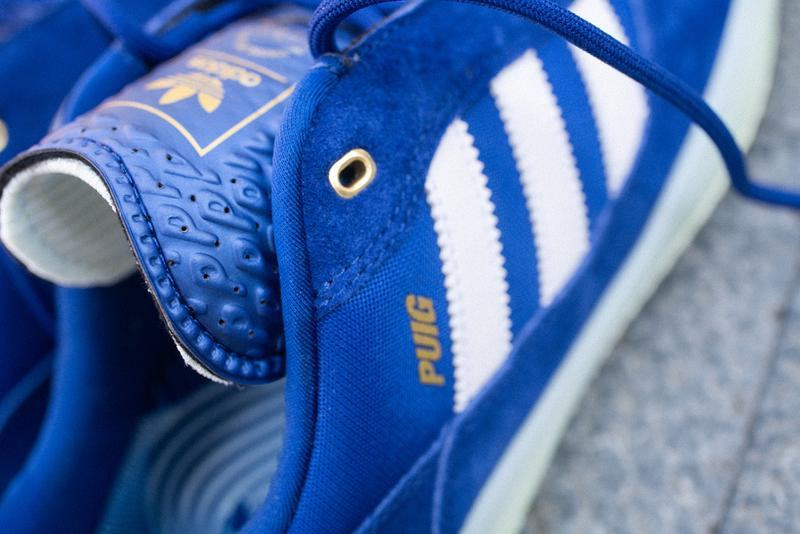 adidas skateboarding lucas puig ink blue white gum gold official release date info photos price store list buying guide
