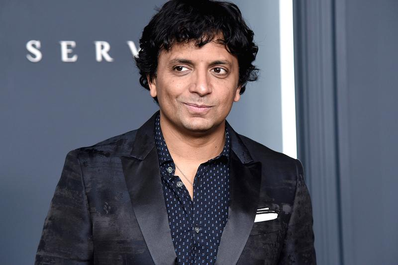 M. Night Shyamalan Old Title Artwork Revealed Eliza Scanlen, Thomasin McKenzie, Aaron Pierre, Alex Wolff, Gael Garcia Bernal, Rufus Sewell, Embeth Davidtz, Vicky Krieps