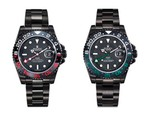 MAD Paris' Rolex GMT Master II Will Have You Choosing Between Green or Red