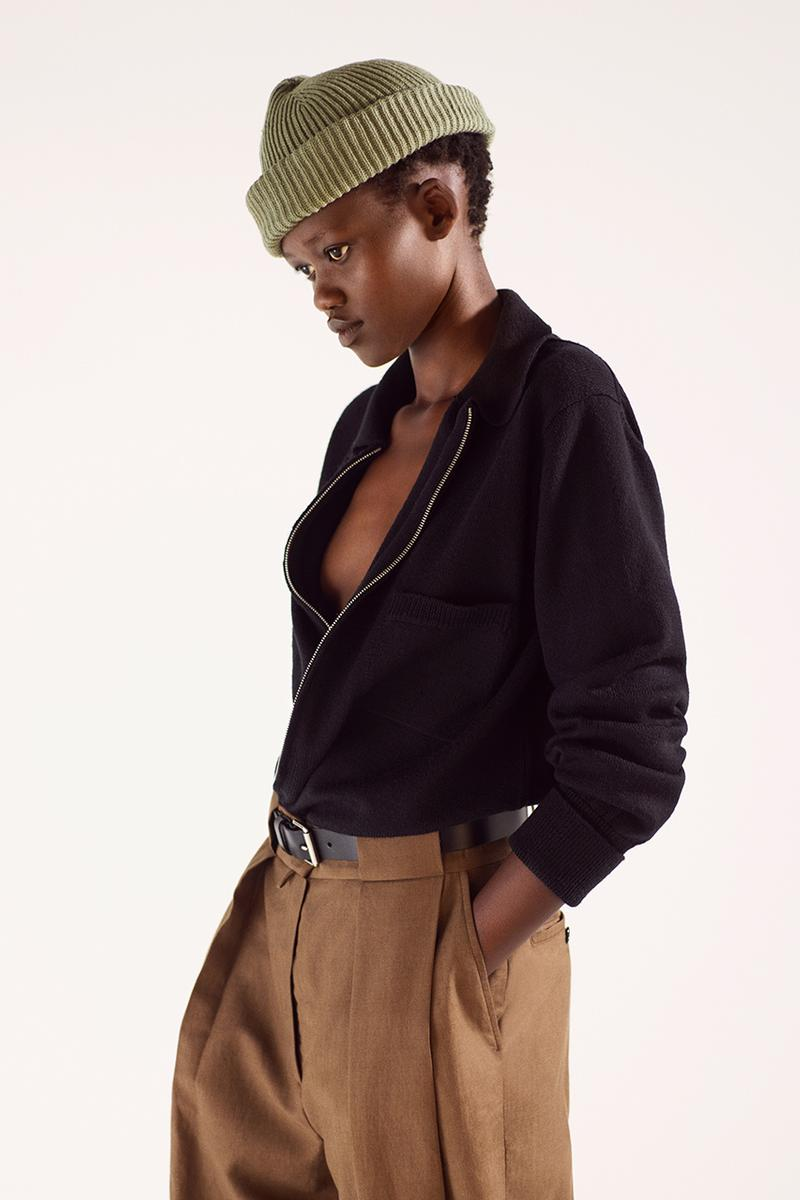 Margaret Howell MHL ss21 spring summer 2021 Barbour collaboration minimalist clothing release information