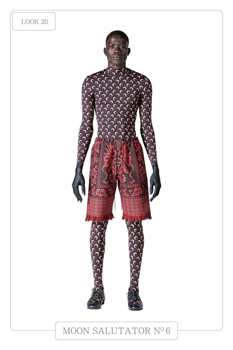 Marine Serre Spring/Summer 2021 Collection Paris fashion week beyonce andam dune