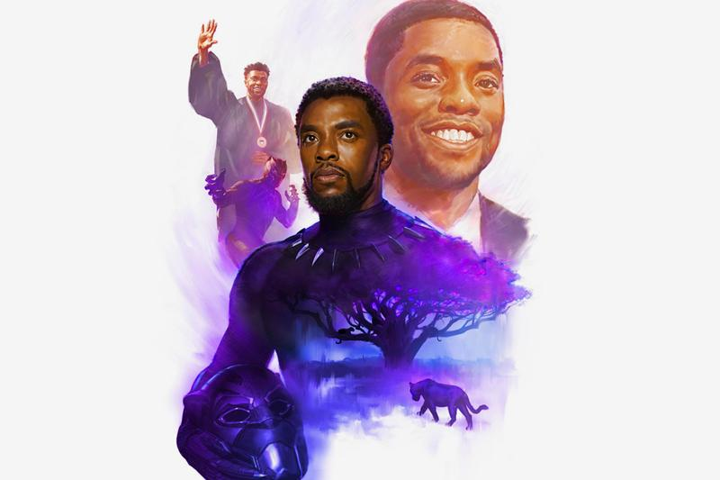 Marvel Chadwick Boseman Official Tribute Art black panther 2 potential recasting shuri king t challa