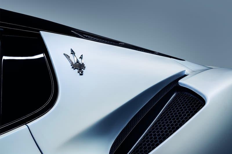 Maserati Unveils Its 630 Horsepower MC20 Supercar Dallara sports Italian racing Horsepower fast speed Ferrari Turbo luxury