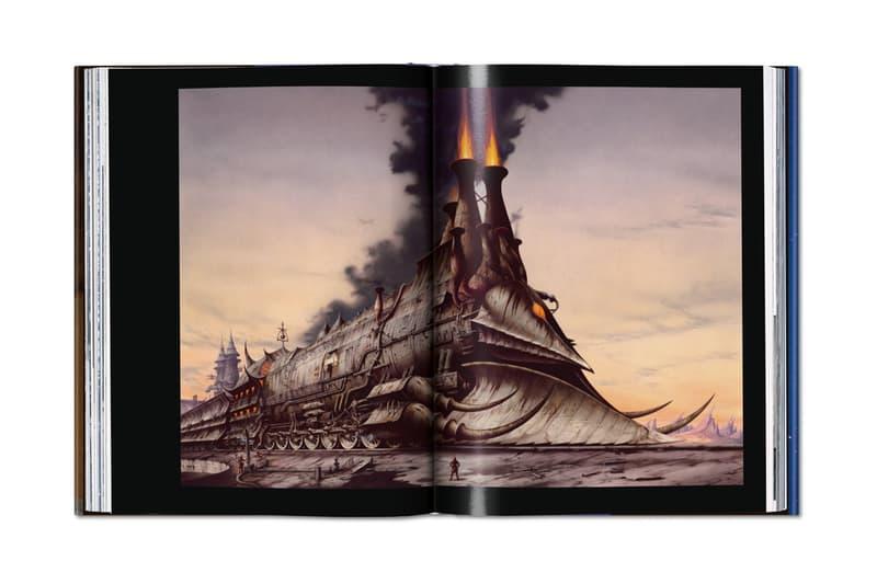 taschen masterpieces of fantasy art book