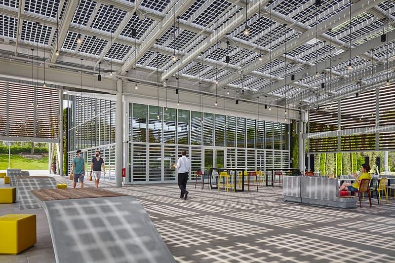 McDonalds Zero Energy Disney World florida Restaurant eco environment friendly