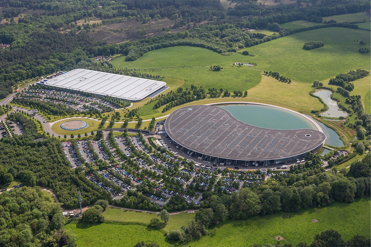 McLaren Is Selling Its Global Headquarters For $256 Million USD
