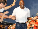 Denny Hamlin Announces NASCAR Team With Michael Jordan and Bubba Wallace