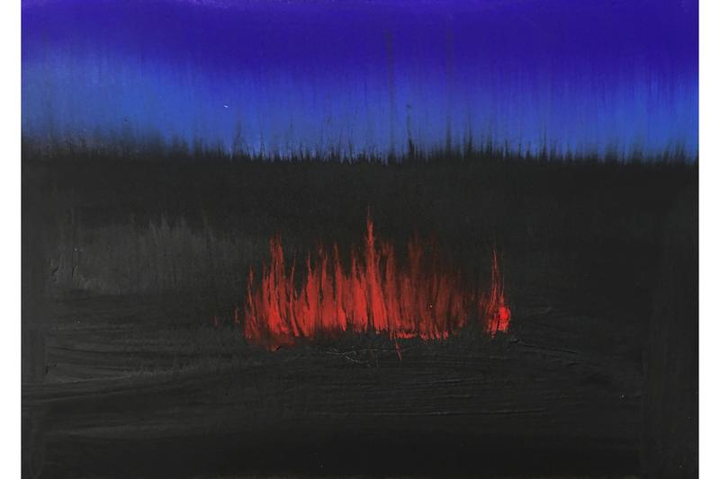 migrate art scorched earth charity auction