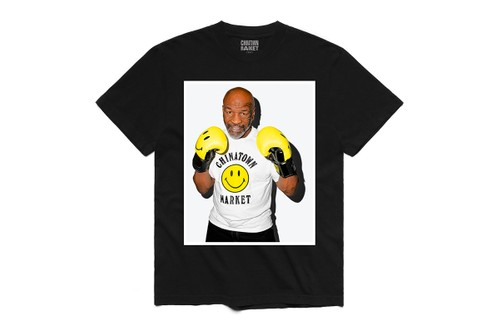 Chinatown Market's Mike Tyson Capsule Is Back for Round Two