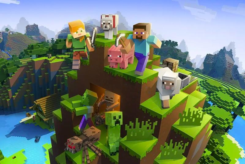 Minecraft PlayStation VR Support News gaming news Sony PlayStation 4 Virtual Reality