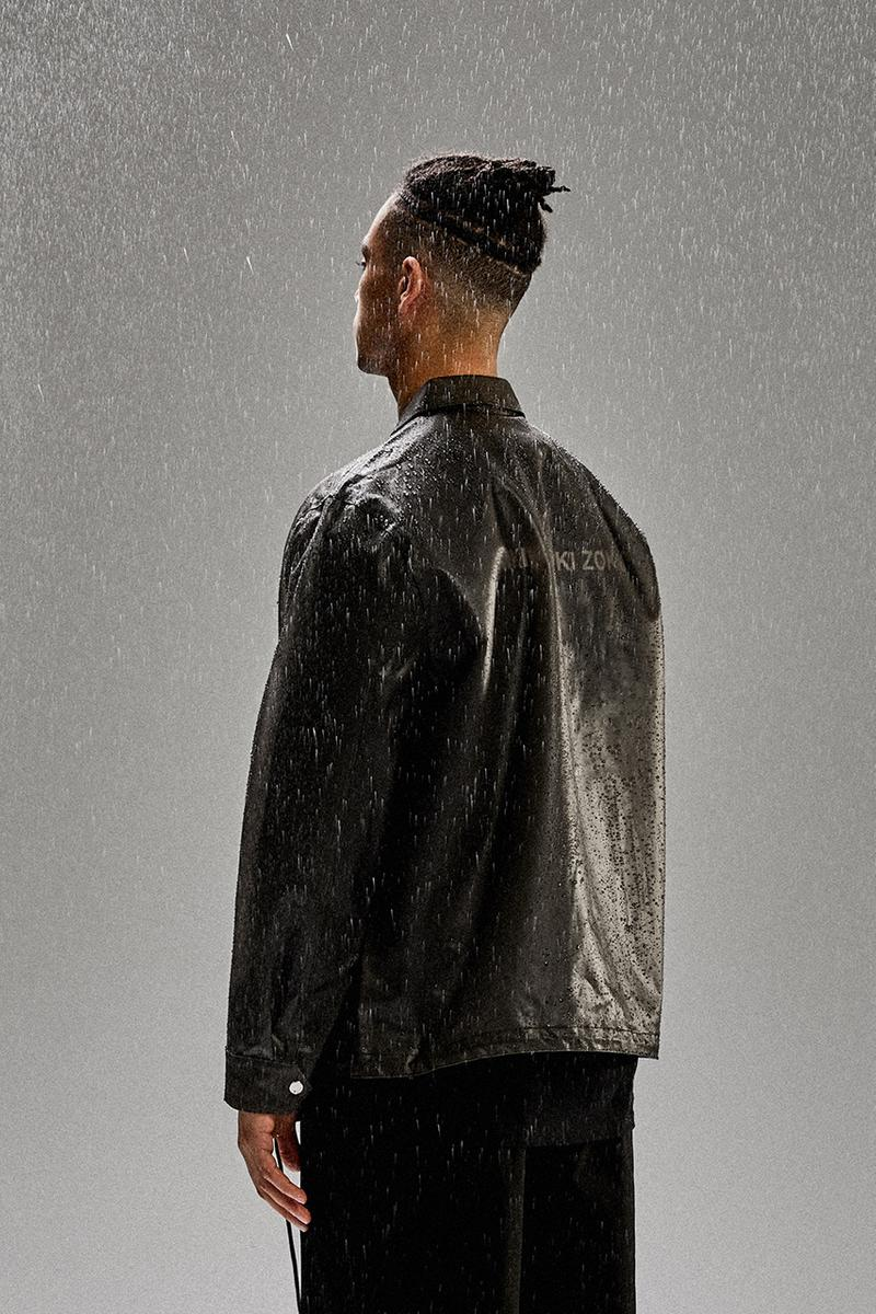 MKI transparent collection fall winter 2020 Leeds rain coats outerwear where to buy