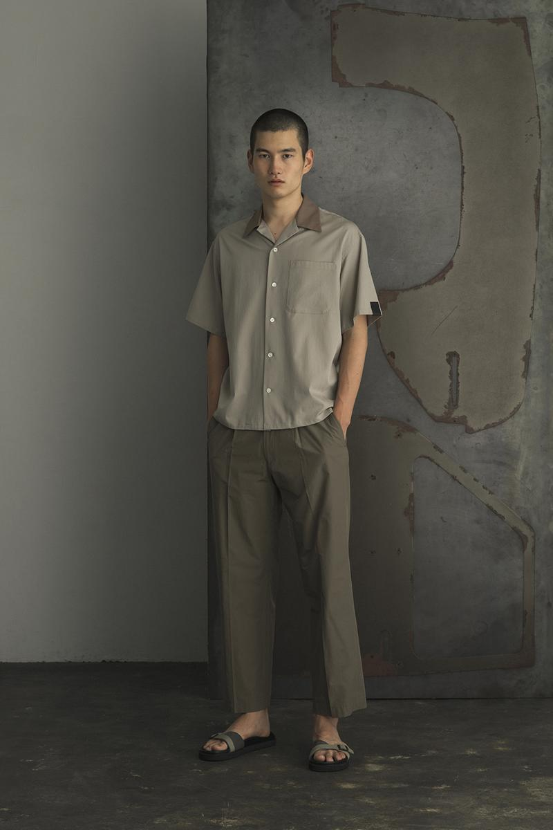 N.HOOLYWOOD SS21 Menswear Collections, Lookbooks compile test product exchange services daisuke obana spring summer 2021 new york fashion week interview