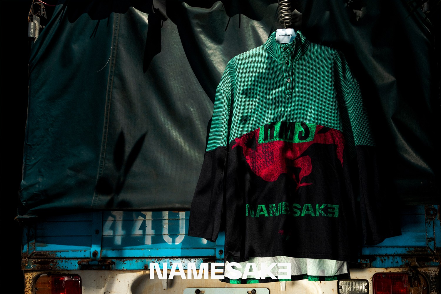NAMESAKE AW20 FAMILY MATTERS collection launch and lookbook interview Japan Taiwan USA NESENSE Basketball outerwear