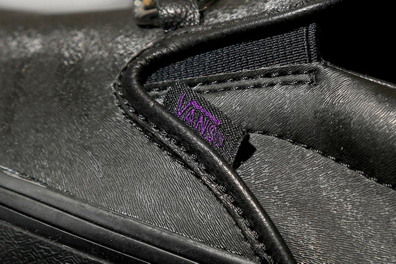 NEEDLES VAULT by VANS  Slip-On  ZEBRA LEOPARD Release footwear surf skate japan retail animal prints classic trainers sneakers