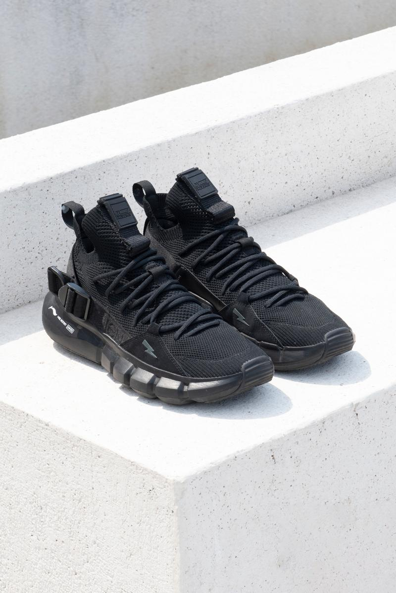neil barrett li ning essence black olive white official release date info photos price store list buying guide