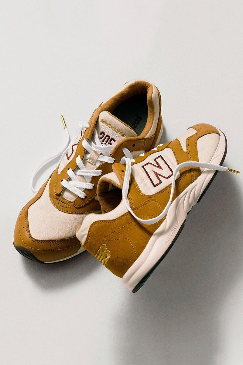 new balance rc205 beauty and youth united arrows launch collaboration pre order