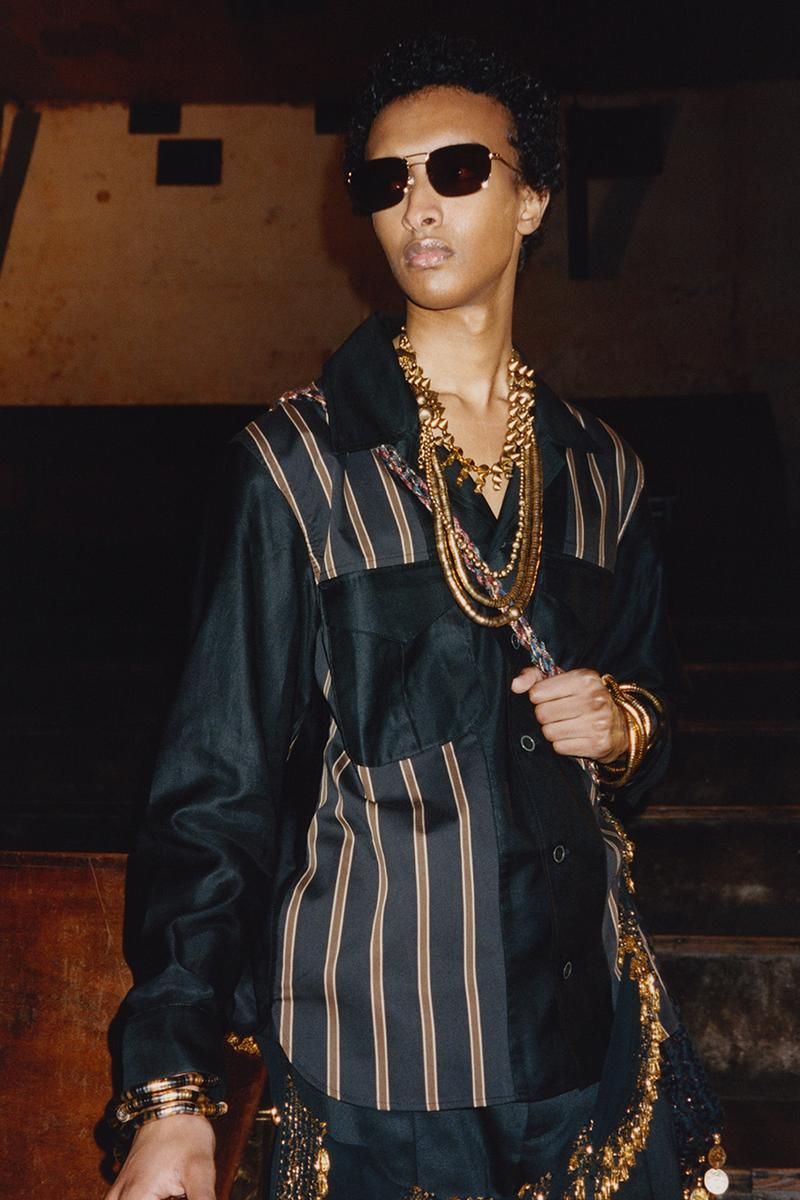 Nicholas Daley the abstract truth fall winter 2020 British designer interview covid 19
