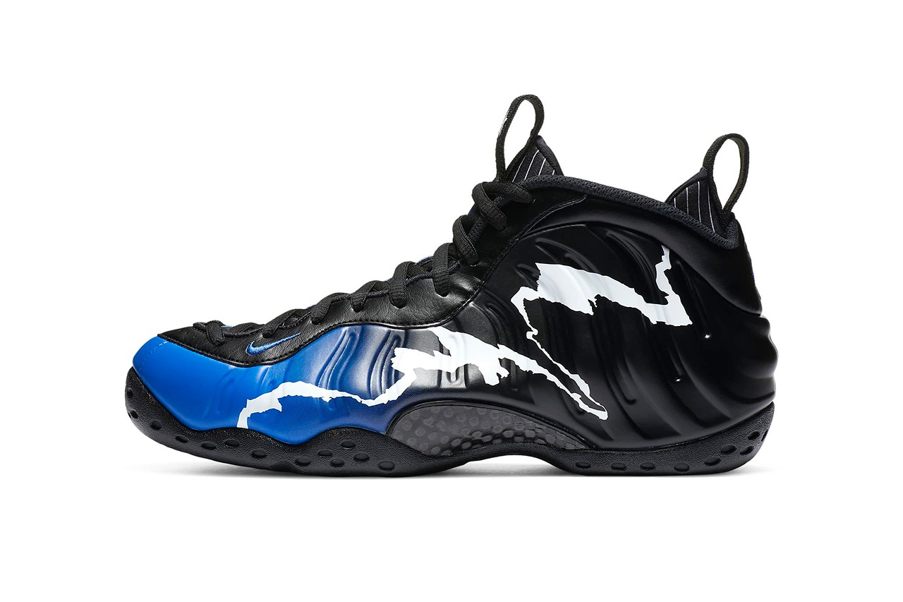 Air Foamposite One Nike Northern Lights Shoes New Year ...