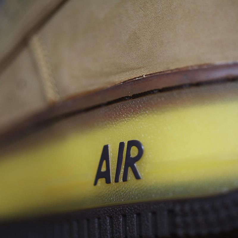 nike sportswear air force 1 co jp wheat tan brown 2001 2020 official release date info photos price store list buying guide dc7504 700 dark mocha