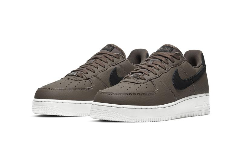 nike sportswear air force 1 craft ridgerock black white CT2317 200 official release date info photos price store list buying guide