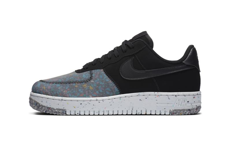 Nike Air Force 1 Crater menswear streetwear spring summer 2020 collection ss20 shoes trainers sneakers runners kicks basketball court