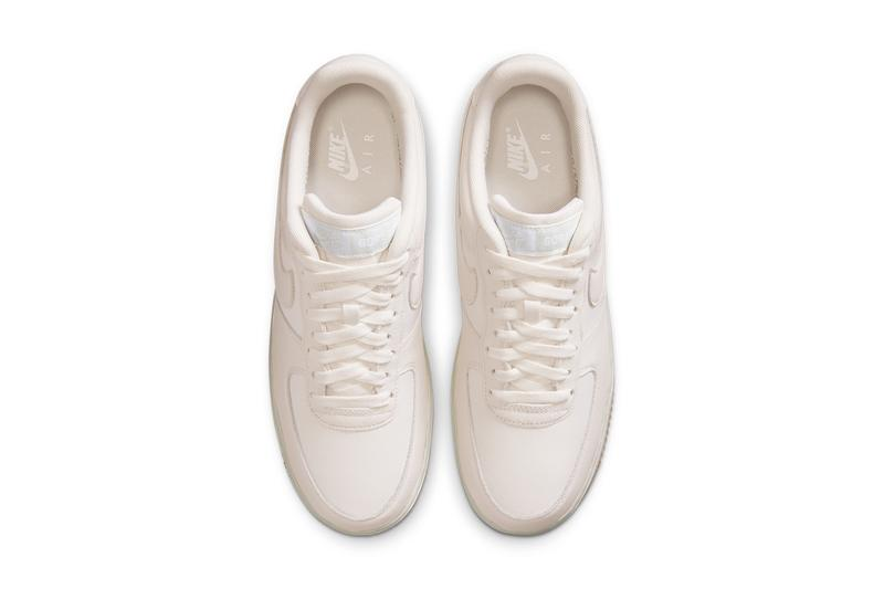 nike sportswear air force 1 low gore tex white sail cream gum dc9031 001 official release date info photos price store list buying guide