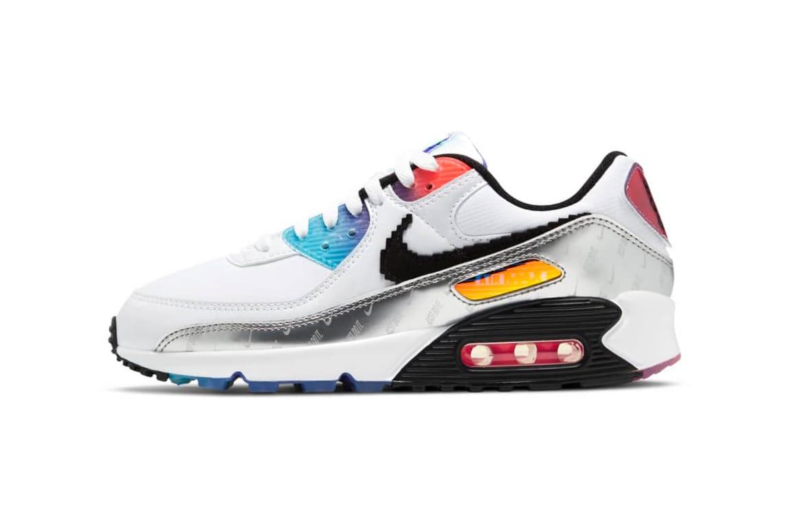 Nike Blazer Mid '77 \u0026 Air Max 90 \