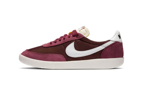 "Nike Killshot Returns in ""Beetroot"""