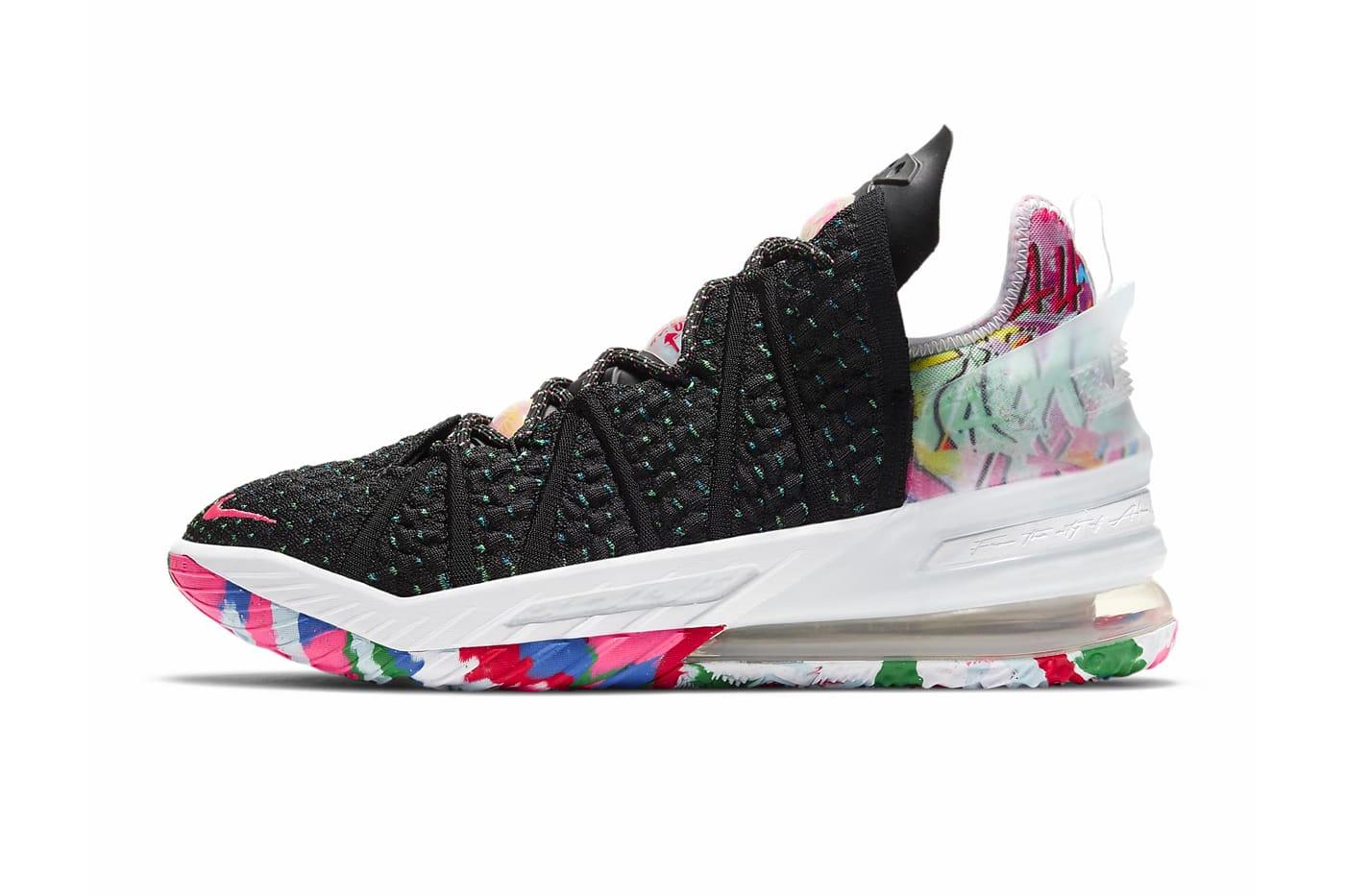Nike LeBron 18 \