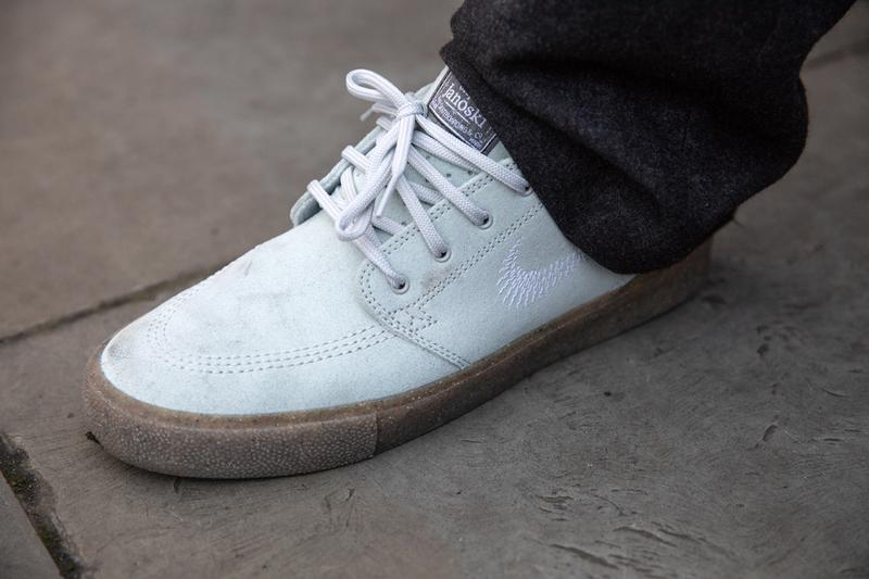 nike sb skateboarding stefan janoski flyleather rm official release date info photos price store list buying guide