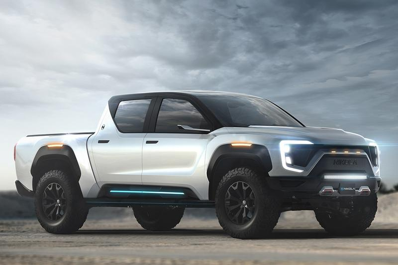 Nikola Corp Hydrogen Cars Stocks Shares Business Automotive News Fraud Markets Nasdaq Hindenberg Research Short Sellers American Badger