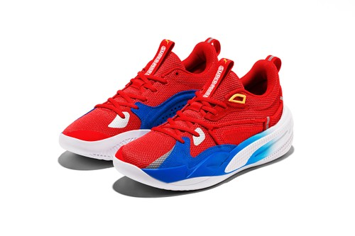 """J. Cole's PUMA RS-Dreamer Levels up With """"Super Mario 64"""" Colorway"""